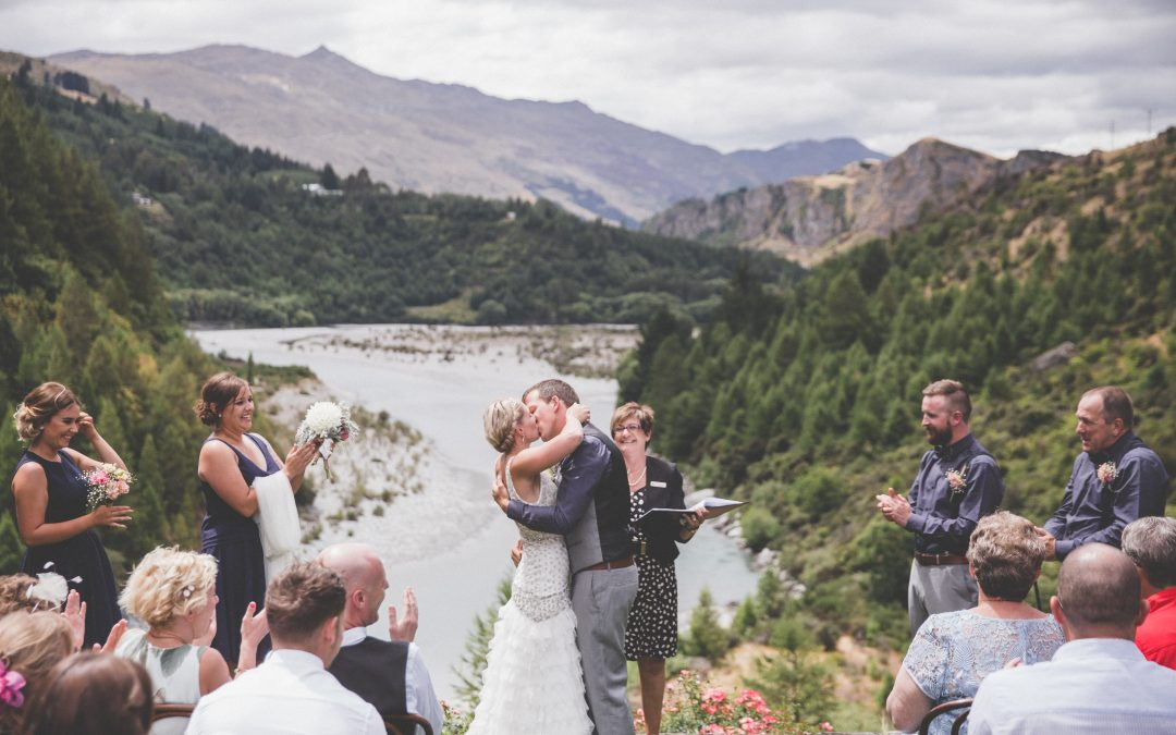 Why I became a Queenstown Wedding Celebrant