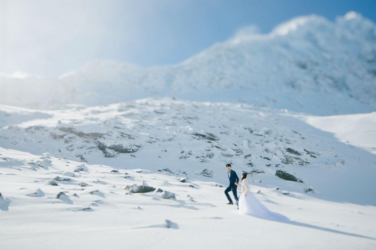 10 Reasons You Should Choose a Queenstown Winter Elopement