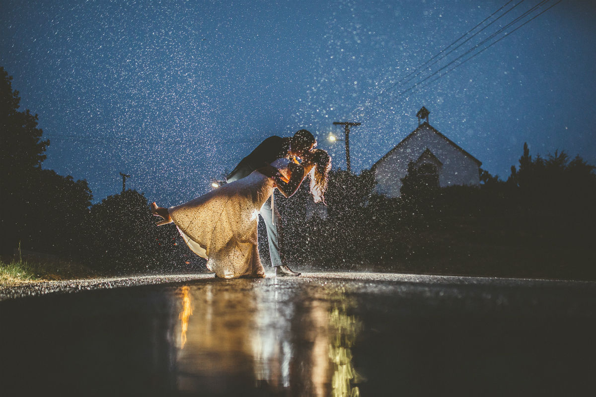 queenstown wedding photographer rain