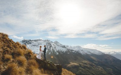 3 modern versions of classic wedding vows for your Queenstown Wedding