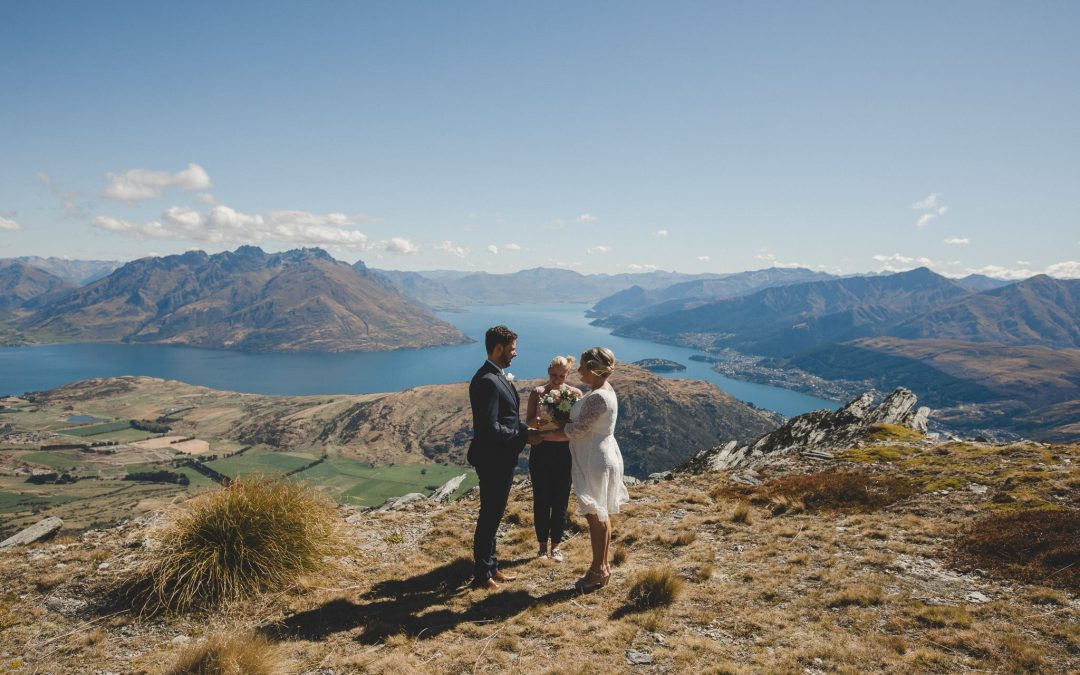 Why get married in Queenstown?