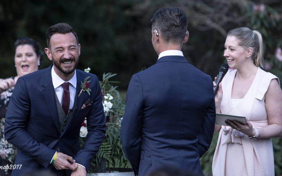 queenstown celebrant gay wedding dan allen