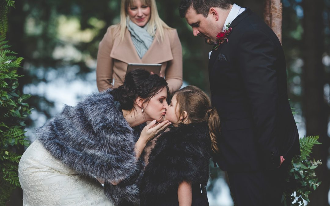 5 ways to include your kids in your wedding ceremony