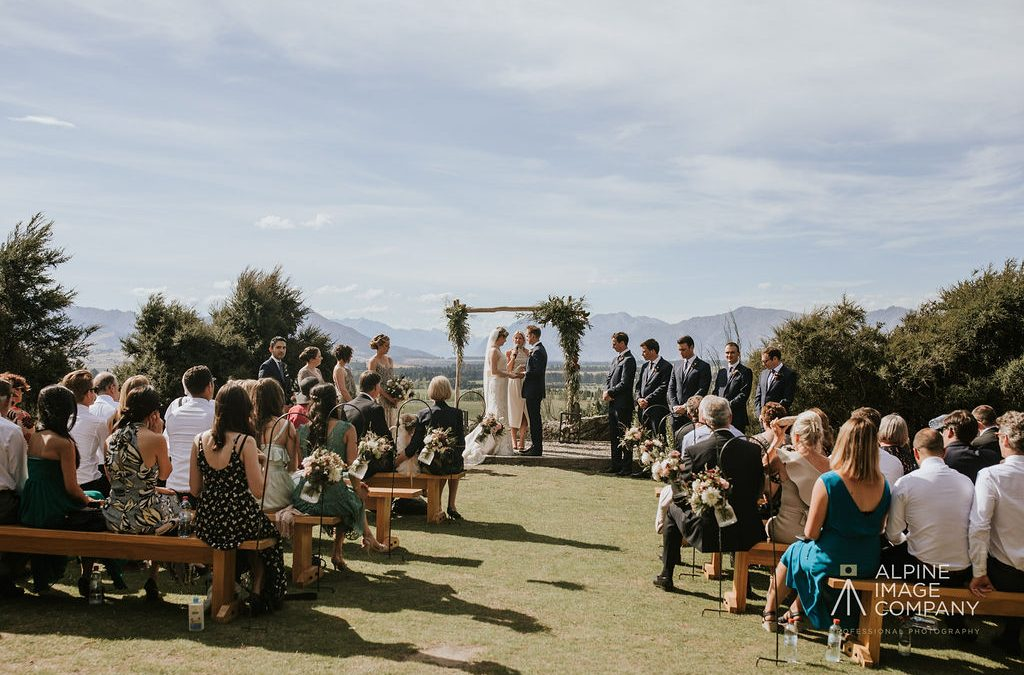 """Charlotte made sure our ceremony was as fun and memorable"""
