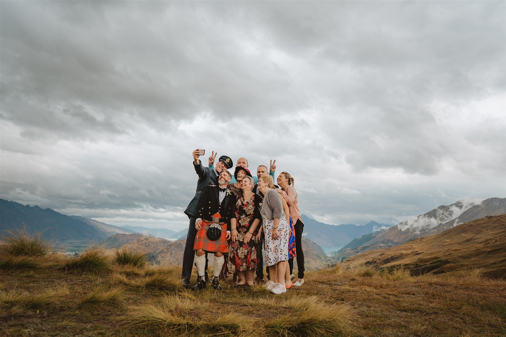 queenstown-wedding-celebrant-selfie